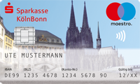 Cvv Ec Karte Sparkasse.Debitkarte Sparkassen Card Sparkasse Kölnbonn